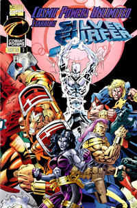 Cover Thumbnail for Cosmic Powers Unlimited (Marvel, 1995 series) #5