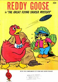 Cover Thumbnail for Reddy Goose (International Shoe Co. [Western Printing], 1958 series) #6