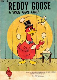 Cover Thumbnail for Reddy Goose (International Shoe Co. [Western Printing], 1958 series) #14 [No Cover Price]