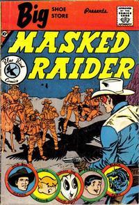 Cover Thumbnail for Masked Raider (Charlton, 1959 series) #4 [Big Shoe Store]