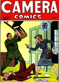 Cover Thumbnail for Camera Comics (U. S. Camera, 1944 series) #v2#1 (7)
