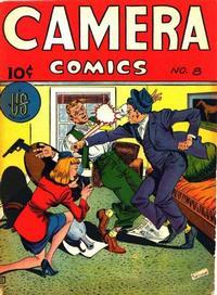 Cover Thumbnail for Camera Comics (U. S. Camera, 1944 series) #v2#2 (8)