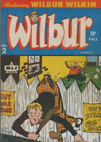 Cover Thumbnail for Wilbur Comics (Archie, 1944 series) #2