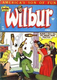 Cover Thumbnail for Wilbur Comics (Archie, 1944 series) #10