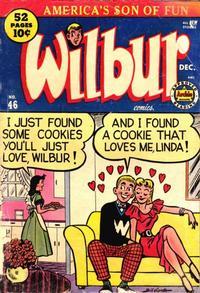 Cover Thumbnail for Wilbur Comics (Archie, 1944 series) #46