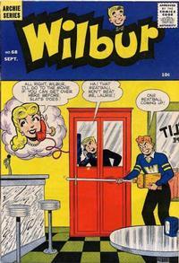 Cover Thumbnail for Wilbur Comics (Archie, 1944 series) #68