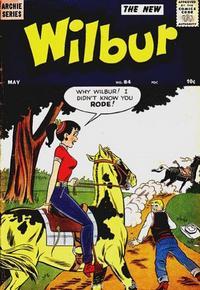 Cover Thumbnail for Wilbur Comics (Archie, 1944 series) #84