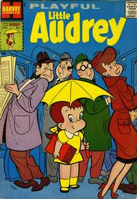 Cover Thumbnail for Playful Little Audrey (Harvey, 1957 series) #1