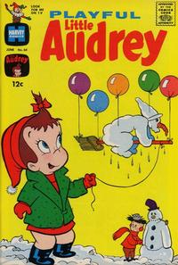 Cover Thumbnail for Playful Little Audrey (Harvey, 1957 series) #64