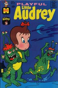 Cover Thumbnail for Playful Little Audrey (Harvey, 1957 series) #71