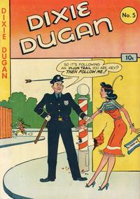 Cover Thumbnail for Dixie Dugan (Columbia, 1942 series) #5