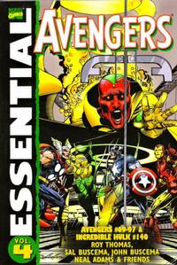 Cover Thumbnail for Essential Avengers (Marvel, 1999 series) #4