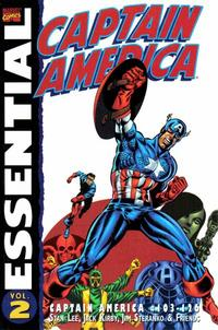 Cover Thumbnail for Essential Captain America (Marvel, 2000 series) #2