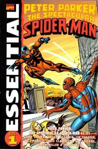 Cover Thumbnail for Essential Peter Parker, the Spectacular Spider-Man (Marvel, 2005 series) #1