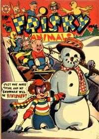 Cover Thumbnail for Frisky Animals (Star Publications, 1951 series) #48