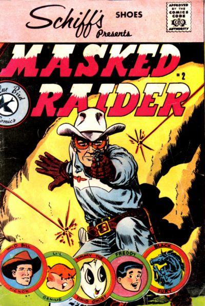 Cover for Masked Raider (Charlton, 1959 series) #2