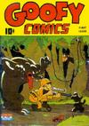 Cover for Goofy Comics (Pines, 1943 series) #1