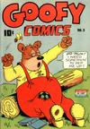 Cover for Goofy Comics (Pines, 1943 series) #3