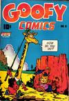 Cover for Goofy Comics (Pines, 1943 series) #8