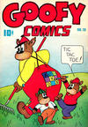 Cover for Goofy Comics (Pines, 1943 series) #13