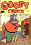 Cover for Goofy Comics (Pines, 1943 series) #15