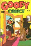 Cover for Goofy Comics (Pines, 1943 series) #18