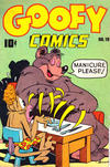 Cover for Goofy Comics (Pines, 1943 series) #19