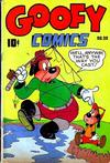 Cover for Goofy Comics (Pines, 1943 series) #20