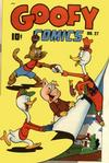 Cover for Goofy Comics (Pines, 1943 series) #27