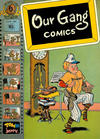 Cover for Our Gang Comics (Dell, 1942 series) #35