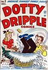 Cover for Dotty Dripple (Harvey, 1948 series) #3