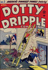 Cover for Dotty Dripple (Harvey, 1948 series) #5