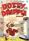 Cover for Dotty Dripple (Harvey, 1948 series) #7