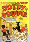 Cover for Dotty Dripple (Harvey, 1948 series) #20