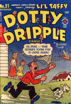 Cover for Dotty Dripple (Harvey, 1948 series) #21