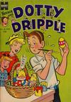 Cover for Horace & Dotty Dripple (Harvey, 1952 series) #36