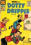 Cover for Horace & Dotty Dripple (Harvey, 1952 series) #43