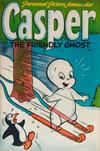 Cover for Casper the Friendly Ghost (Harvey, 1952 series) #8