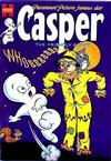 Cover for Casper the Friendly Ghost (Harvey, 1952 series) #12