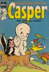 Cover for Casper the Friendly Ghost (Harvey, 1952 series) #15