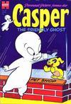 Cover for Casper the Friendly Ghost (Harvey, 1952 series) #21