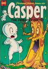 Cover for Casper the Friendly Ghost (Harvey, 1952 series) #22