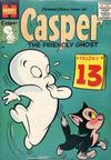 Cover for Casper the Friendly Ghost (Harvey, 1952 series) #33