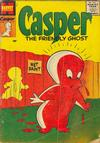 Cover for Casper the Friendly Ghost (Harvey, 1952 series) #45