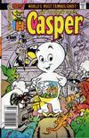 Cover for Casper the Friendly Ghost (Harvey, 1990 series) #255