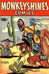 Cover for Monkeyshines Comics (Ace Magazines, 1944 series) #4