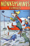 Cover for Monkeyshines Comics (Ace Magazines, 1944 series) #7