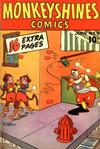 Cover for Monkeyshines Comics (Ace Magazines, 1944 series) #9