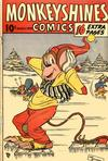 Cover for Monkeyshines Comics (Ace Magazines, 1944 series) #19