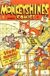 Cover for Monkeyshines Comics (Ace Magazines, 1944 series) #23